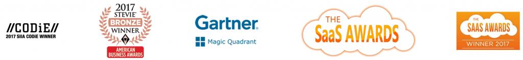 MYOB Advanced is based on the award winning Acumatica platform - awards include Gartner and more