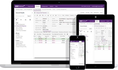 MYOB Advanced Solutions - Cloud ERP Accounting Software