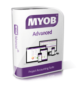 MYOB Advanced - Project Accounting Software Suite