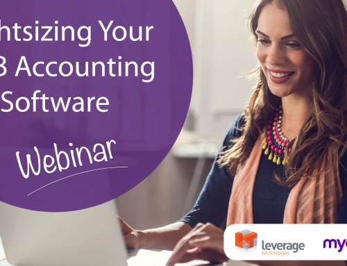 Rightsizing Your SMB Accounting Software – From Xero To Netsuite (WEBINAR)
