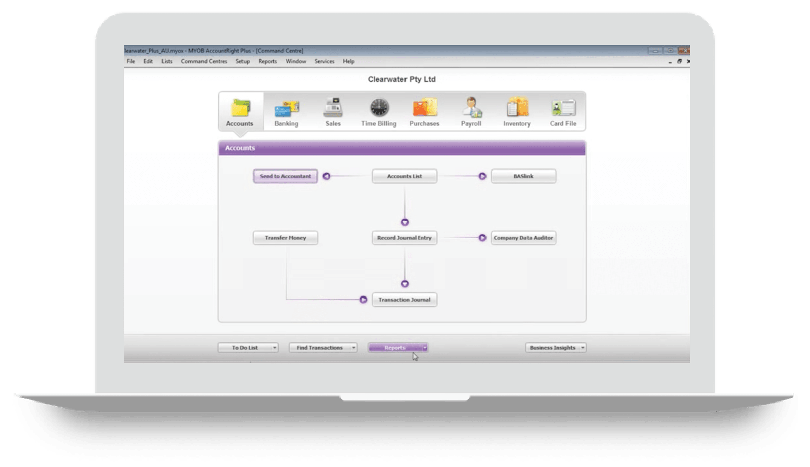 Moving from MYOB AccountRight Classic to MYOB Accountright Online