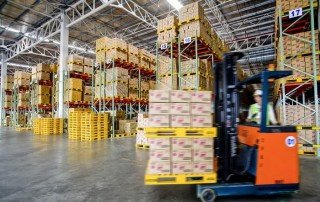 How MYOB Advanced handles inventory